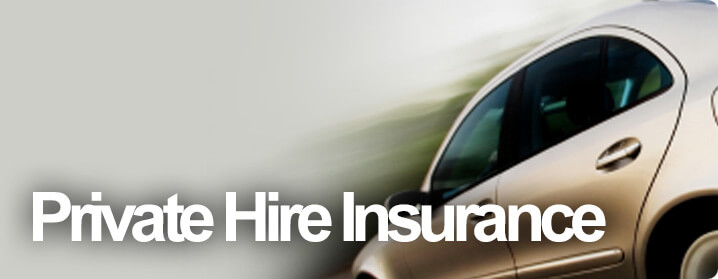 Private Hire Taxi Insurance